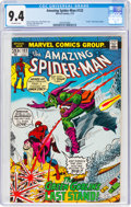 Bronze Age (1970-1979):Superhero, The Amazing Spider-Man #122 (Marvel, 1973) CGC NM 9.4 Off-white pages....