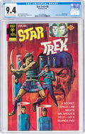 Bronze Age (1970-1979):Science Fiction, Star Trek #26 (Gold Key, 1974) CGC NM 9.4 Off-white to white pages....