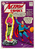 Silver Age (1956-1969):Superhero, Action Comics #242 (DC, 1958) Condition: GD....