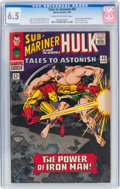 Silver Age (1956-1969):Superhero, Tales to Astonish #82 (Marvel, 1966) CGC FN+ 6.5 Cream to off-white pages....