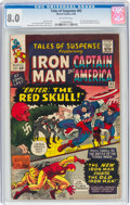 Silver Age (1956-1969):Superhero, Tales of Suspense #65 (Marvel, 1965) CGC VF 8.0 Off-white pages....