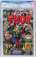 Silver Age (1956-1969):Superhero, Journey Into Mystery #123 (Marvel, 1965) CGC FN/VF 7.0 Off...