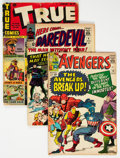 Golden Age (1938-1955):Miscellaneous, Golden-Modern Age Comics Group of 76 (Various Publishers, 1950s-80s) Condition: PR.... (Total: 76 Comic Books)