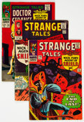 Silver Age (1956-1969):Superhero, Strange Tales Group of 22 (Marvel, 1960s) Condition: Avera...