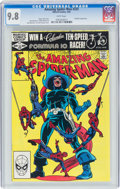 Modern Age (1980-Present):Superhero, The Amazing Spider-Man #225 (Marvel, 1982) CGC NM/MT 9.8 White pages....