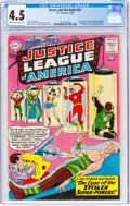 Silver Age (1956-1969):Superhero, The Brave and the Bold #30 Justice League of America (DC, ...