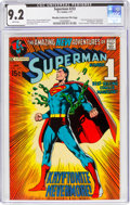 Bronze Age (1970-1979):Superhero, Superman #233 Murphy Anderson File Copy (DC, 1971) CGC NM- 9.2 White pages....