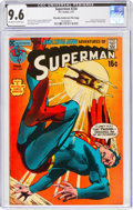 Bronze Age (1970-1979):Superhero, Superman #234 Murphy Anderson File Copy (DC, 1971) CGC NM+ 9.6 Off-white to white pages....