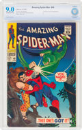 Silver Age (1956-1969):Superhero, The Amazing Spider-Man #49 (Marvel, 1967) CBCS VF/NM 9.0 Off-white to white pages....