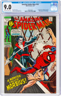 Bronze Age (1970-1979):Superhero, The Amazing Spider-Man #101 (Marvel, 1971) CGC VF/NM 9.0 Off-white to white pages....