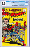 Silver Age (1956-1969):Superhero, The Amazing Spider-Man #25 (Marvel, 1965) CGC FN- 5.5 Off-white to white pages....