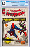 Silver Age (1956-1969):Superhero, The Amazing Spider-Man #23 (Marvel, 1965) CGC VF 8.0 Off-white to white pages....