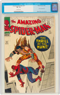 Silver Age (1956-1969):Superhero, The Amazing Spider-Man #34 (Marvel, 1966) CGC VF- 7.5 Off-...