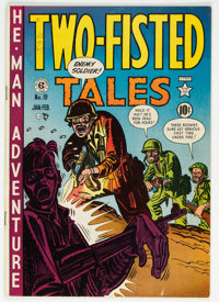 Two-Fisted Tales #19 (EC, 1951) Condition: FN