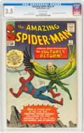 Silver Age (1956-1969):Superhero, The Amazing Spider-Man #7 (Marvel, 1963) CGC VG- 3.5 ....