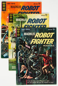 Magnus Robot Fighter #1-21 Group (Gold Key, 1963-68) Condition: Average FN/VF.... (Total: 21 Comic Books)