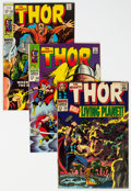 Silver Age (1956-1969):Superhero, Thor Group of 39 (Marvel, 1966-70) Condition: Average FN/VF.... (Total: 39 Comic Books)