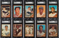 Baseball Cards:Sets, 1962 Topps Baseball Complete Set (598)....