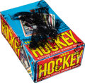 Hockey Cards:Unopened Packs/Display Boxes, 1984/85 Topps Hockey Wax Box With 36 Unopened Packs - Yzerman Rookie Year!...