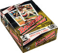 Baseball Cards:Unopened Packs/Display Boxes, 1992 Bowman Baseball Box with 36 Unopened Packs....