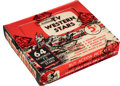 """Non-Sport Cards:Unopened Packs/Display Boxes, 1959 Nu-Card """"TV Western Stars"""" Five-Cent Box with 36 Unopened Packs. ..."""