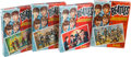 Music Memorabilia:Memorabilia, The Beatles Original Jigsaw Puzzles Set (4) (UK, circa 1960s). ... (Total: 4 Items)