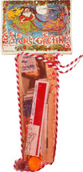 Music Memorabilia:Memorabilia, The Beatles Christmas Stocking Unopened (circa 1964). ...