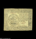 Colonial Notes:Continental Congress Issues, Continental Congress Issue September 26, 1778 $5 Very Fine....