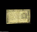 Colonial Notes:New York, New York March 5, 1776 $1/3 Fine-Very Fine....