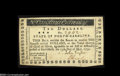 Colonial Notes:North Carolina, North Carolina May 15, 1779 $10 Choice About New....