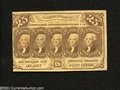 Fractional Currency:First Issue, Fr. 1281 25c First Issue Choice About New....