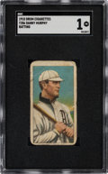 Baseball Cards:Singles (Pre-1930), 1909-11 T206 Drum Danny Murphy SGC Poor 1 - Only Two SGC & PSA Graded Examples....