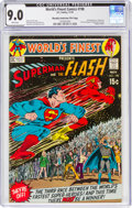 Bronze Age (1970-1979):Superhero, World's Finest Comics #198 Murphy Anderson File Copy (DC, 1970) CGC VF/NM 9.0 White pages....
