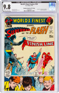 Bronze Age (1970-1979):Superhero, World's Finest Comics #199 Murphy Anderson File Copy (DC, 1970) CGC NM/MT 9.8 Off-white to white pages....