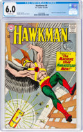 Silver Age (1956-1969):Superhero, Hawkman #4 (DC, 1964) CGC FN 6.0 Off-white pages. ...