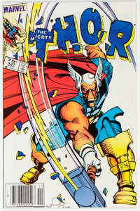 Thor #337 Canadian Price Variant (Marvel, 1983) Condition: FN/VF