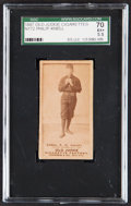 Baseball Cards:Singles (Pre-1930), 1887 N172 Old Judge Phillip Knell SGC 70 EX+ 5.5....