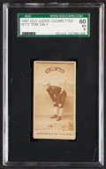 Baseball Cards:Singles (Pre-1930), 1887 N172 Old Judge Tom Daly SGC 60 EX 5....