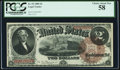 Fr. 52 $2 1880 Legal Tender PCGS Choice About New 58