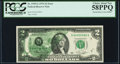Fr. 1935-G $2 1976 Federal Reserve Note. PCGS Choice About New 58PPQ