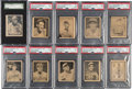 Baseball Cards:Lots, 1945-46 Caramelo Deportivo Baseball Collection (93) - Includes 78 PSA-Graded Cards....