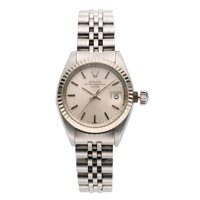 Rolex Lady's Stainless Steel Watch