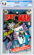 Bronze Age (1970-1979):Superhero, Batman #251 (DC, 1973) CGC NM/MT 9.8 Off-white to white pages....