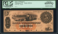 Obsoletes By State:North Carolina, Wilmington, NC- Bank of Wilmington $5 18__ as G2c Proof PCGS Gem New 65PPQ.. ...