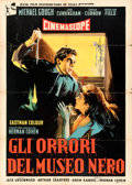 "Movie Posters:Horror, Horrors of the Black Museum (Rank, 1959). Folded, Fine/Very Fine. Italian 2 - Fogli (39.5"" X 55"").. ..."