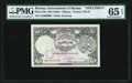 Burma Government of Burma 1 Rupee ND (1948) Pick 34s Specimen PMG Gem Uncirculated 65 EPQ