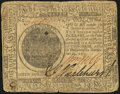 Continental Currency November 29, 1775 $7 Fine