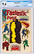 Silver Age (1956-1969):Superhero, Fantastic Four #67 (Marvel, 1967) CGC NM+ 9.6 White pages....
