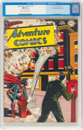 "Golden Age (1938-1955):Superhero, Adventure Comics #118 Double Cover - Davis Crippen (""D"" Copy) Pedigree (DC, 1947) CGC NM 9.4 Cream to off-white pages...."