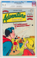 Golden Age (1938-1955):Superhero, Adventure Comics #162 (DC, 1951) CGC NM- 9.2 Cream to off-white pages....